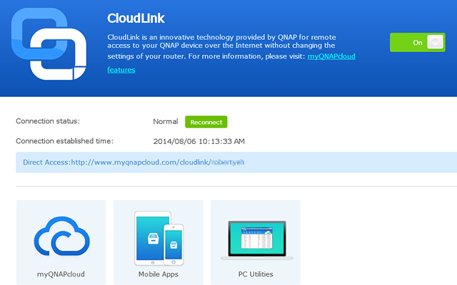 CloudLink what exactly it do? It require public IP? - QNAP NAS