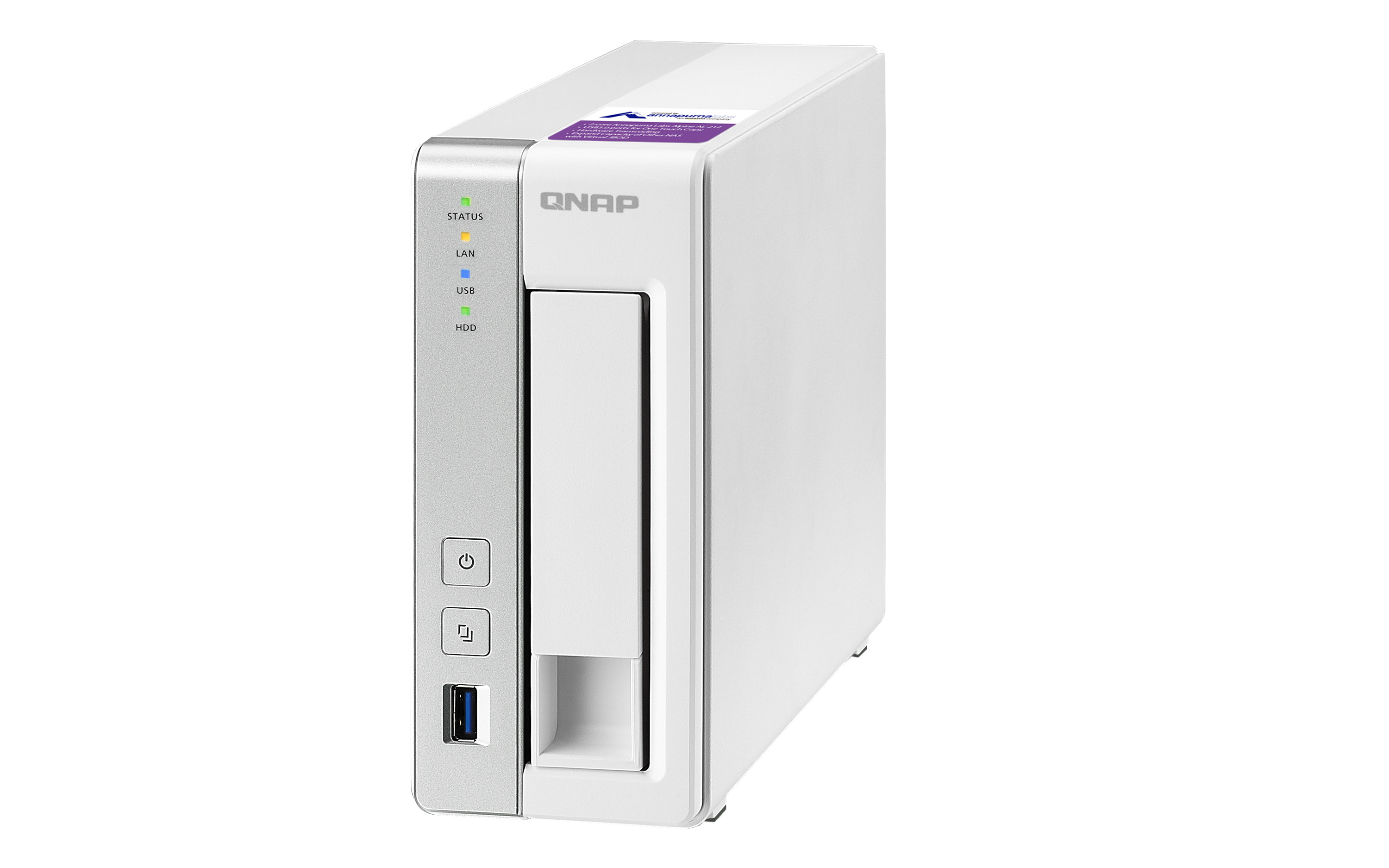 how to get sickrage to see my qnap nas drive