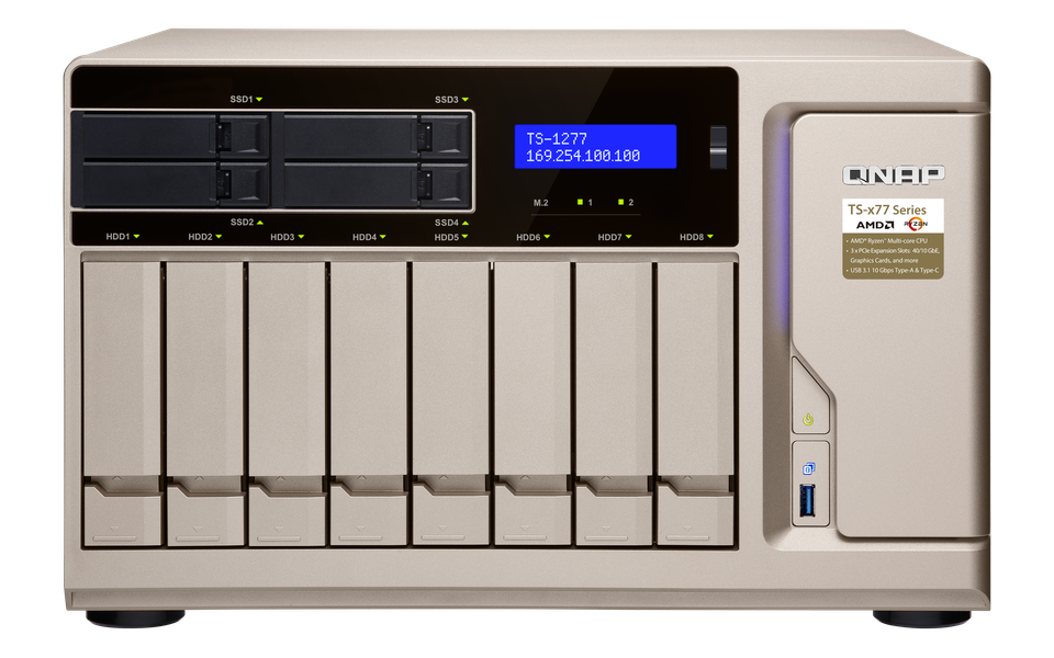 Roon on NAS   Building the ultimate music server   QNAP