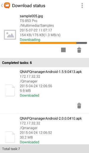 Mobile App | QNAP