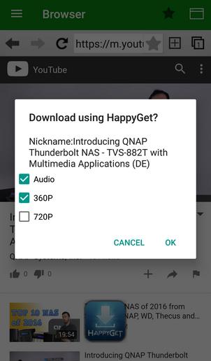 Mobile App | QNAP (UK)