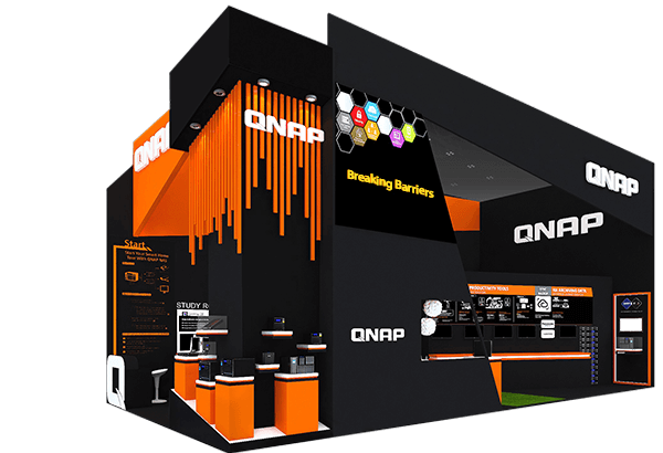 Meet QNAP at CeBIT 2017