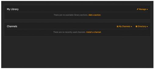 Use a QNAP Turbo NAS as a Plex Media Server to stream video files