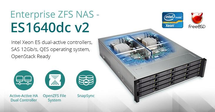 TVS-x73 4/6/8-bay NAS