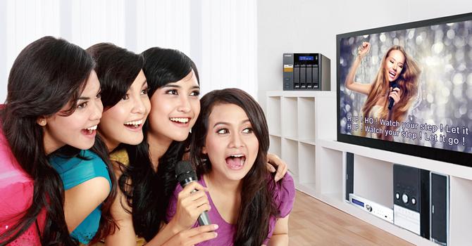 全新 OceanKTV 讓 NAS 變身娛樂伴唱機!