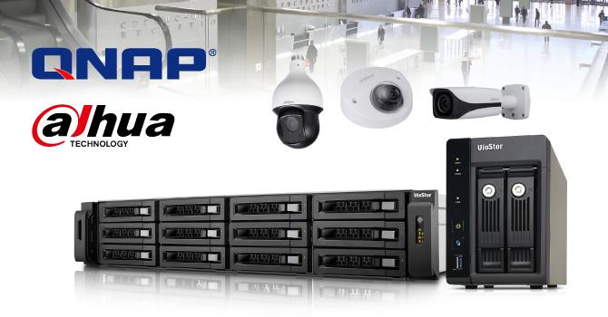 Qnap Integrates Dahua Technology Ip Cameras To Increase