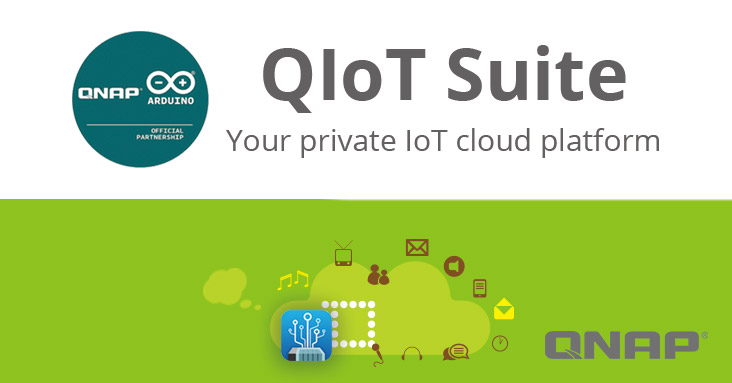 QNAP and Arduino Team Up to Offer Private Cloud for IoT Developers