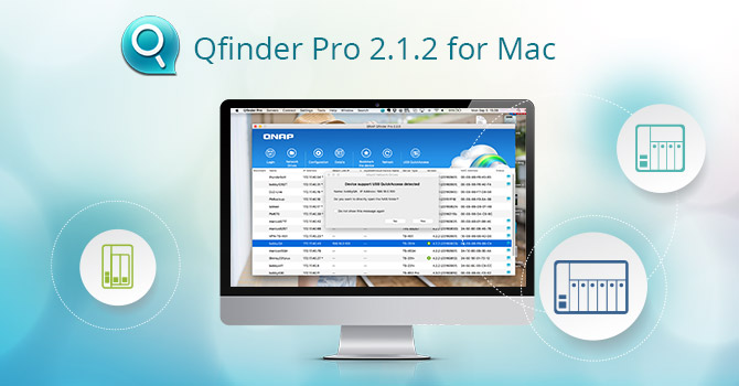 Qfinder Pro 2.1.2 for Mac