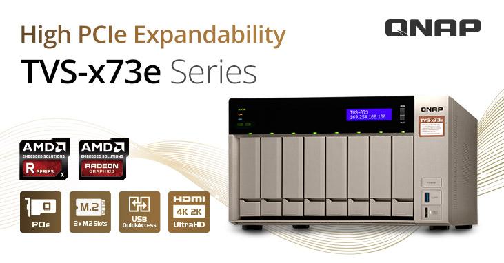 TVS-x73e Series