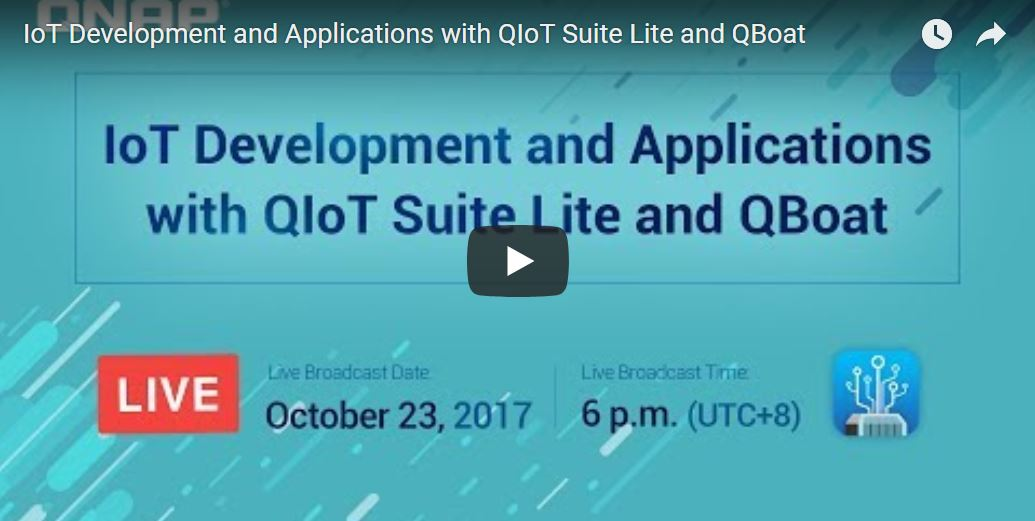 QIoT & Suite Lite play