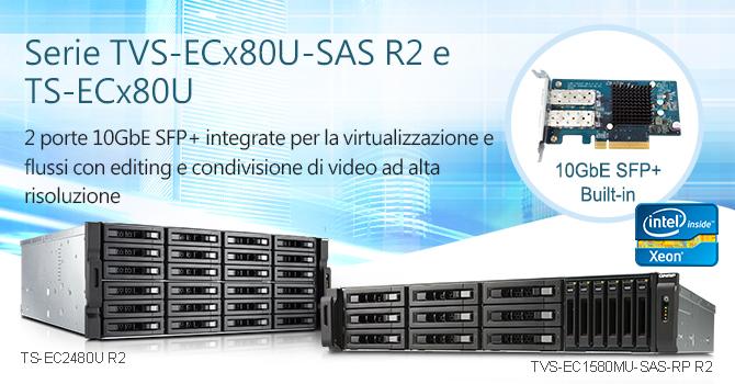 TVS-ECx80U-SAS R2, TS-ECx80U R2