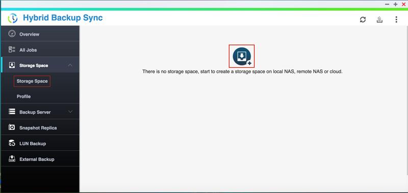 [Hướng dẫn]Sử dụng QNAP Hybrid Sync Backup để sao lưu / khôi phục / đồng bộ hóa dữ liệu - 172860