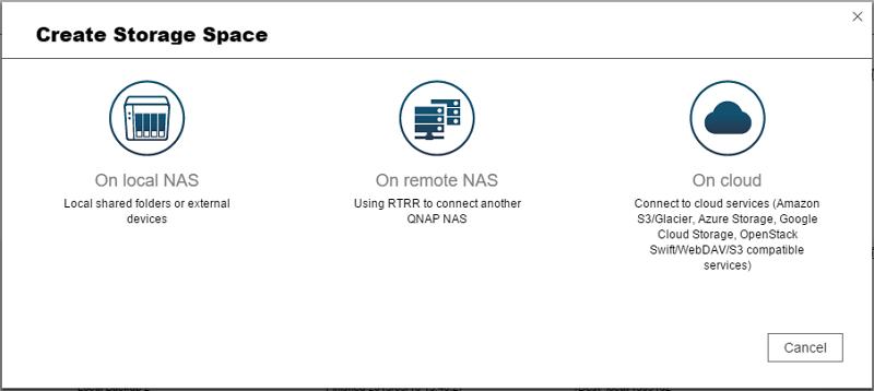 [Hướng dẫn]Sử dụng QNAP Hybrid Sync Backup để sao lưu / khôi phục / đồng bộ hóa dữ liệu - 172861