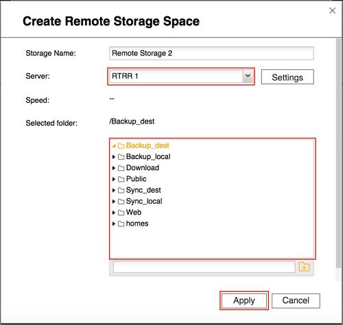 [Hướng dẫn]Sử dụng QNAP Hybrid Sync Backup để sao lưu / khôi phục / đồng bộ hóa dữ liệu - 172865