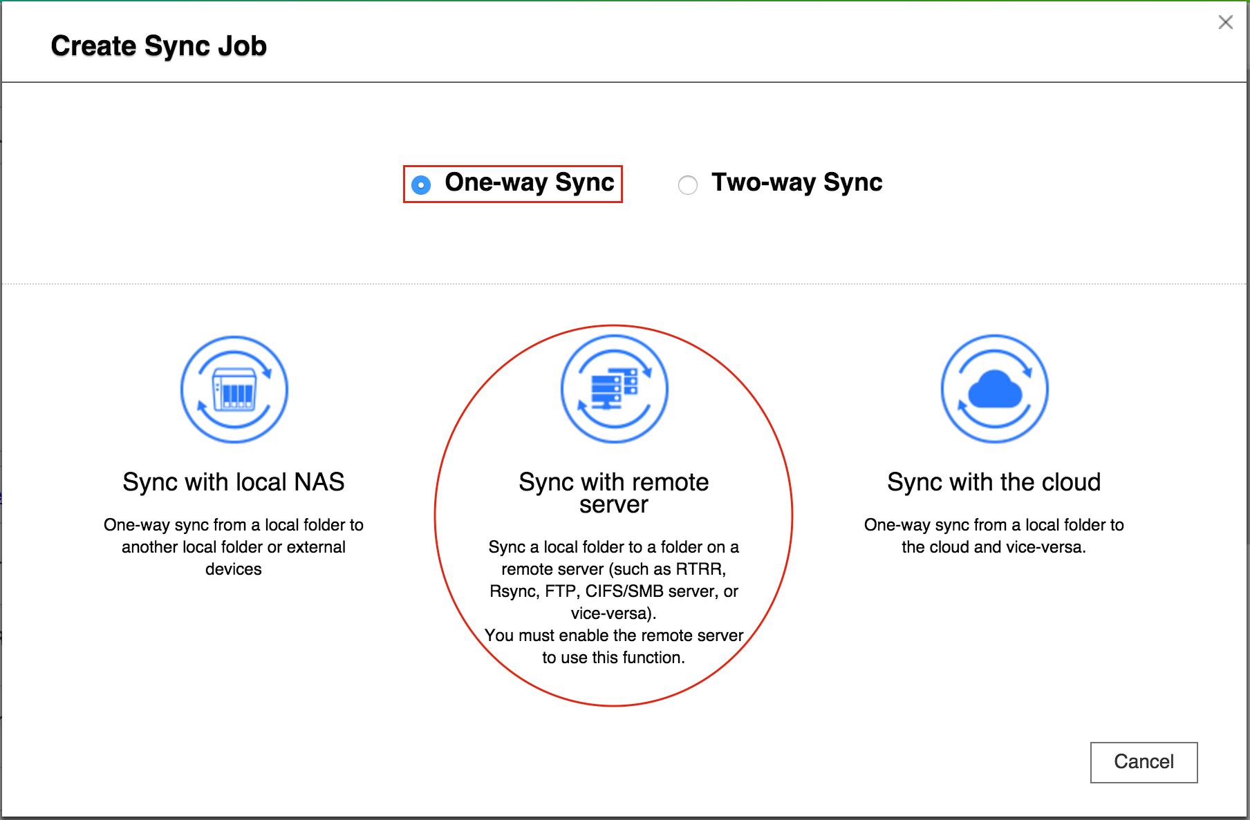 [Hướng dẫn]Sử dụng QNAP Hybrid Sync Backup để sao lưu / khôi phục / đồng bộ hóa dữ liệu - 172864