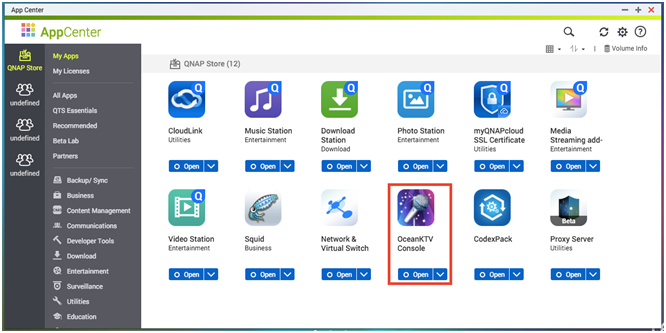 QTS 4.3 mới với Music Station V5.0, Video Station V5.0 và OceanKTV cho giải trí đa phương tiện - 175849