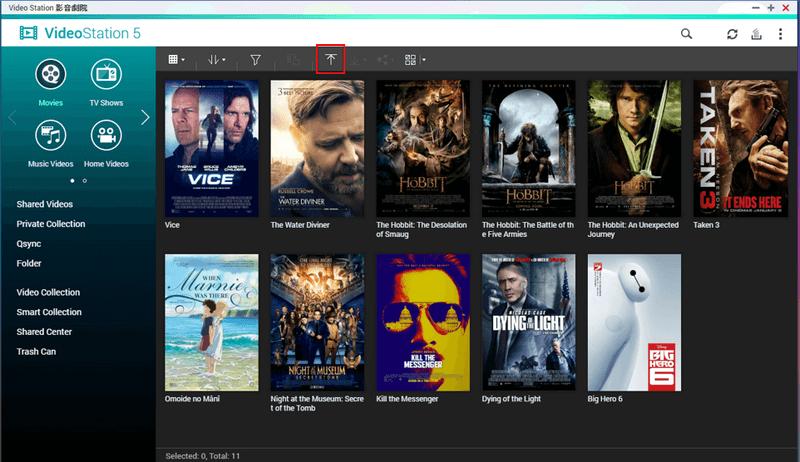 QTS 4.3 mới với Music Station V5.0, Video Station V5.0 và OceanKTV cho giải trí đa phương tiện - 175832