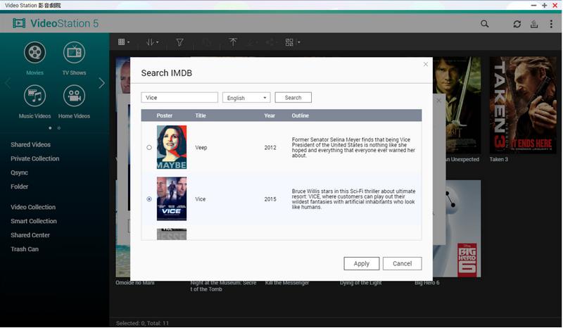 QTS 4.3 mới với Music Station V5.0, Video Station V5.0 và OceanKTV cho giải trí đa phương tiện - 175840
