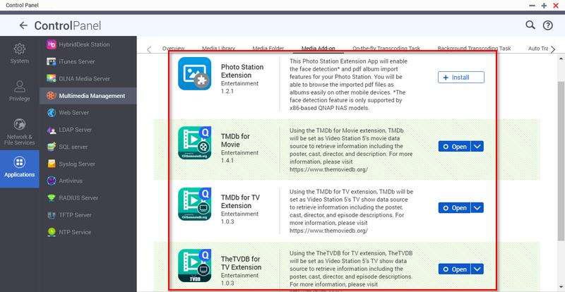 QTS 4.3 mới với Music Station V5.0, Video Station V5.0 và OceanKTV cho giải trí đa phương tiện - 175836