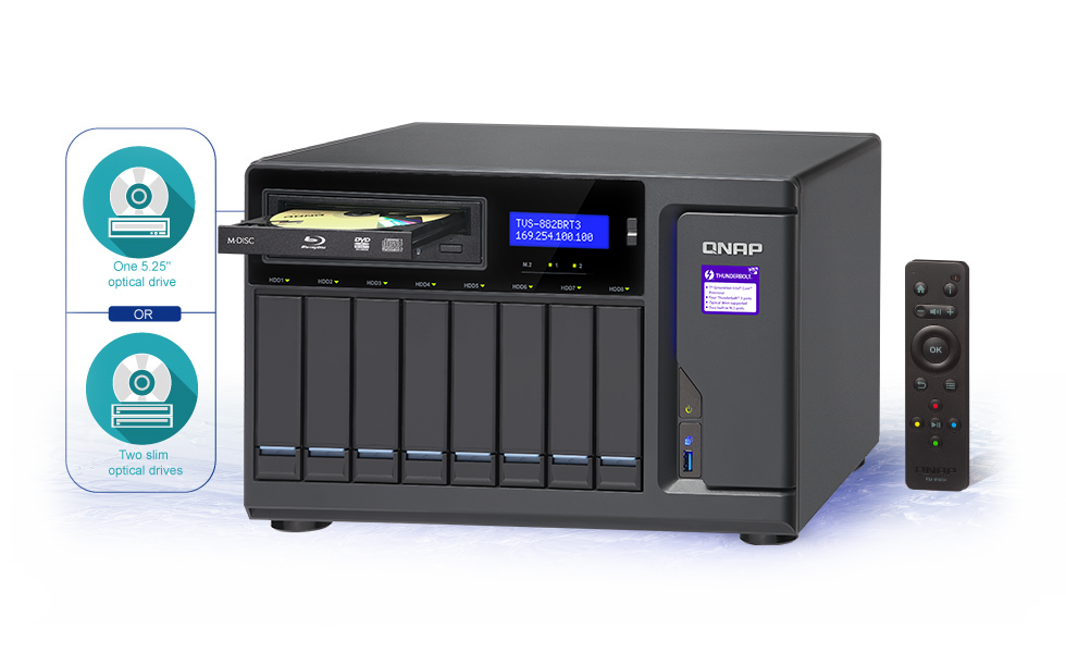 QNAP NAS Easy installation