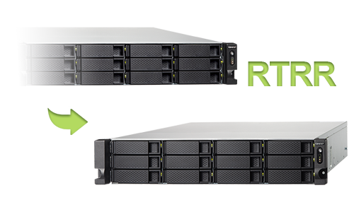 QNAP NAS Disaster recovery solution