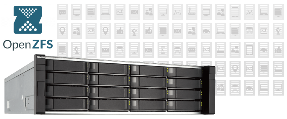 QNAP NAS ZFS