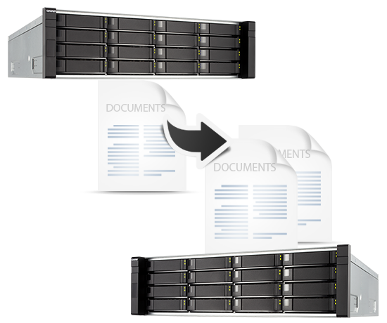 QNAP NAS An Excellent backup solution