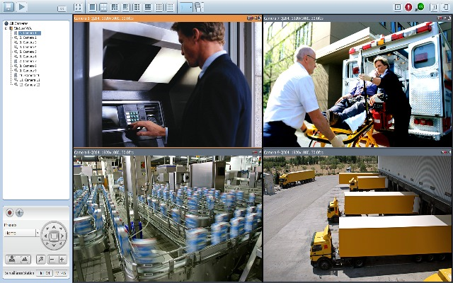 Surveillance Station (Local Display) :: QTS Essentials